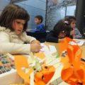 Los talleres infantiles del Museo Arqueológico de Cacabelos (León) proponen un repaso al pasado del Bierzo