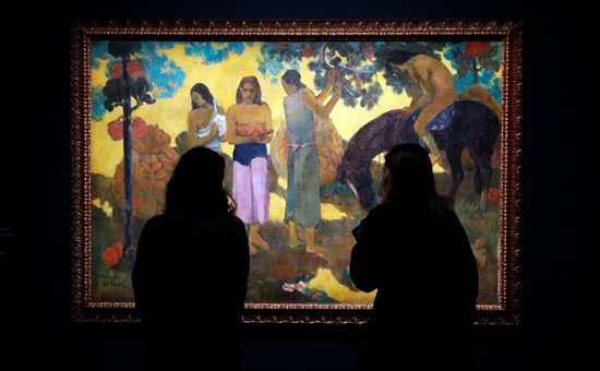 """VÍDEO: """"Gauguin, el alquimista"""""""