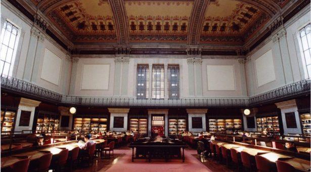 VÍDEO: La BNE abre su Salón General de Lectura a los ciudadanos el día de la Fiesta Nacional
