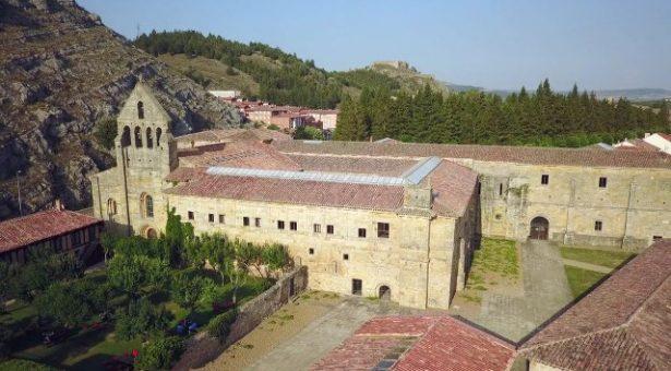 La Diputación de Palencia señaliza la ruta 'Pedaleando por el Románico', creada por el aventurero Jesús Calleja