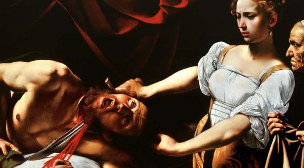 Tres asesinos: Caravaggio, Marlowe y Gesualdo. La belleza del mal