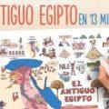 """VÍDEO:  """"El Antiguo Egipto en 13 minutos"""""""
