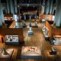 Bruselas reconstruye la vida de Pompeya cuando el Vesubio la abrasó