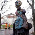 Viena inaugura una nueva estatua neoexpresionista de Beethoven