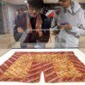 Perú recupera de Suecia 79 textiles prehispánicos de la civilización Paracas