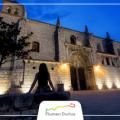PATRIMONIO DUERO: Iglesia de El Salvador de Simancas (Valladolid)