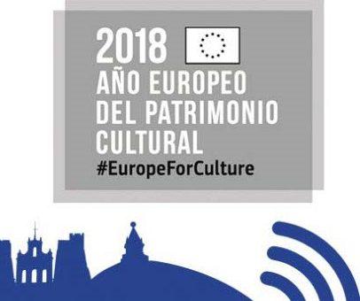 SHCity distinguido con el sello del Año Europeo del Patrimonio Cultural