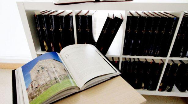 Primeros pasos de la Enciclopedia del Románico en Portugal