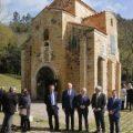 La restauración de las pinturas murales de S. Miguel de Lillo arranca en mayo
