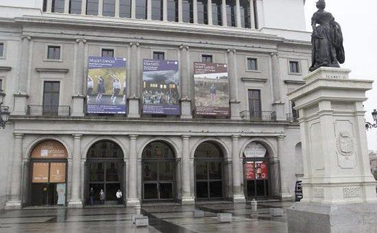 El Gobierno aprueba la fusión del Teatro Real y el Teatro de la Zarzuela