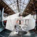 El nuevo museo Pompidou abre sus puertas en la vieja fábrica de Citroën en Bruselas