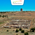 PATRIMONIO DUERO. Yacimiento de Uxama (Soria)