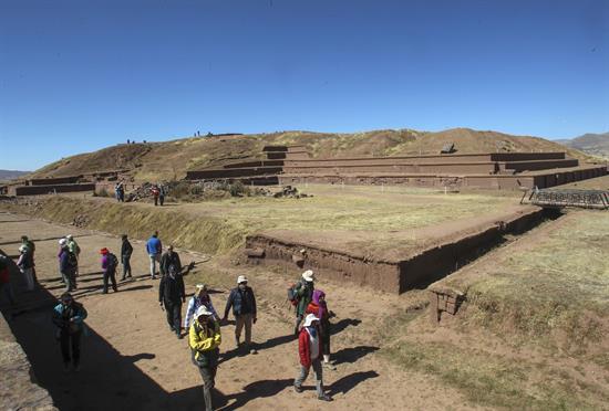 Yacimietno Bolivia