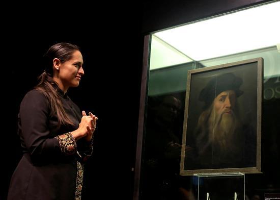 Expo Da Vinci, México