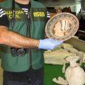 Devueltas a Italia piezas arqueológicas recuperadas en Barcelona en 2014