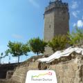 PATRIMONIO DUERO. Castillo de Freixo de Espada à Cinta (Portugal)