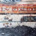 Las excavaciones de Pompeya revelan un extraordinario fresco de Príapo