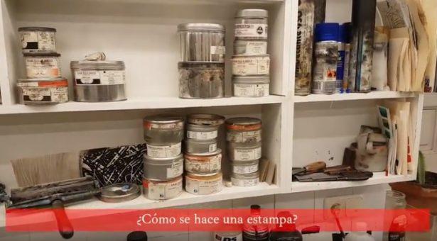 VÍDEO: ¿Cómo se hace una estampa?