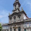 PATRIMONIO DUERO. Igreja da Trindade (Oporto)