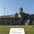 PATRIMONIO DUERO. Castelo de Matosinhos (desembocadura del Duero)