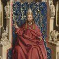 """""""La fuente de la gracia"""" de Van Eyck recupera la gloria en el Prado"""