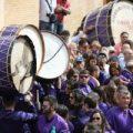 Las tamboradas de España, inscritas en la Lista de Patrimonio Inmaterial de la Unesco