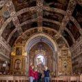 La ermita de la Virgen del Ara, una Capilla Sixtina en el olivar extremeño