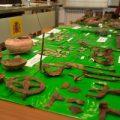 Recuperan 257 piezas arqueológicas expoliadas de diversos yacimientos de Ávila