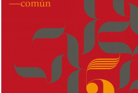 cartel divulgativo de la muestra sobre el aragonés