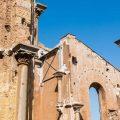 Primeros pasos para la restauración del Anfiteatro romano y de la Catedral Vieja de Cartagena