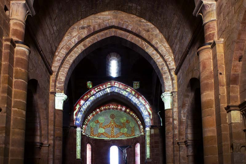Santa María de Mave, Palencia