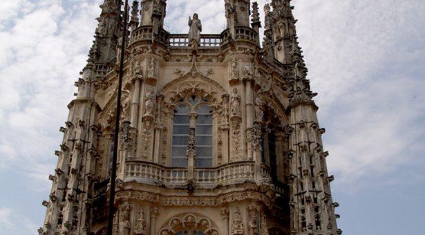 La catedral de Burgos es el 'tema estrella' de los documentales sobre la ciudad burgalesa