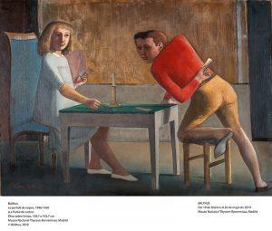 El Museo Nacional Thyssen-Bornemisza presenta en sus salas una exposición de Balthasar Klossowski de Rola