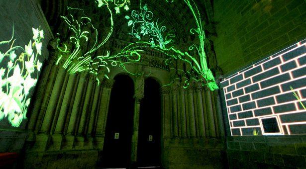 VÍDEO: La Puerta del Perdón de la Catedral de Ciudad Rodrigo, convertida en Punto de Información
