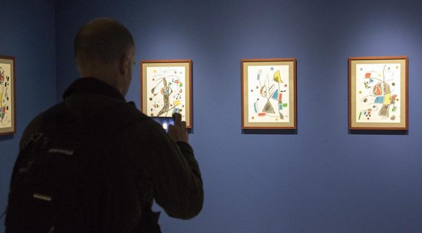 La Casa Lis inaugura la exposición Picasso – Miró – Dalí