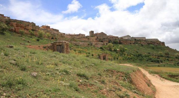Un convenio entre el Obispado y la Diputación de Soria permitirá reparar y conservar siete templos