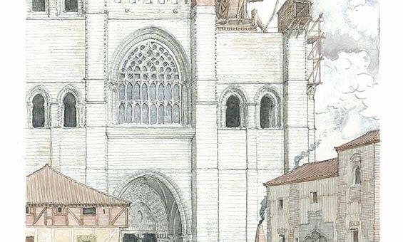 LA CONQUISTA DEL ESPACIO. Las catedrales como reto técnico