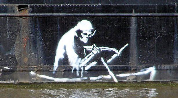 El mito contemporáneo de Banksy llega a Málaga