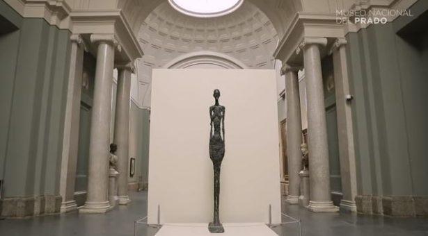 VÍDEO: Alberto Giacometti en el Museo del Prado