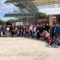 El yacimiento de Atapuerca escenario de unas Jornadas de convivencia de patrimonio y medioambiente para jóvenes estudianes