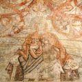 Las pinturas murales de la Iglesia de San Clemente de Segovia al detalle