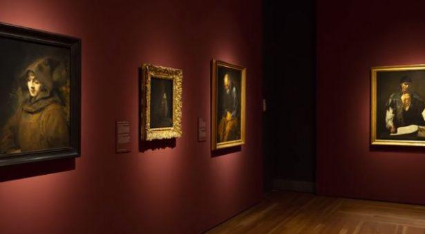 VÍDEO: Una exposición para rebatir los mitos históricos de las pinturas española y holandesa