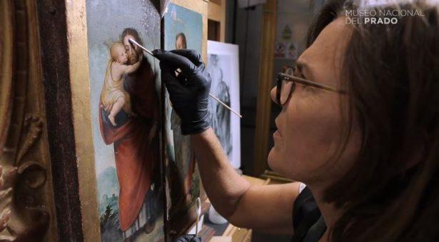VÍDEO: Restauración de El Oratorio de san Jerónimo de Forment