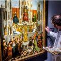 Restauraciones abiertas al público en la Catedral de Segovia