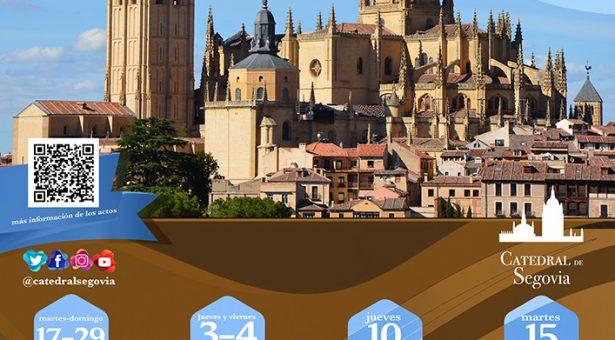 V Aniversario de la apertura a la visita de la torre. Catedral de Segovia