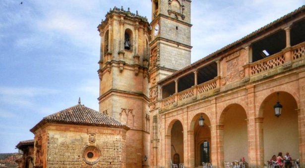 LUGARES CON HISTORIA: Alcaraz, mar interior