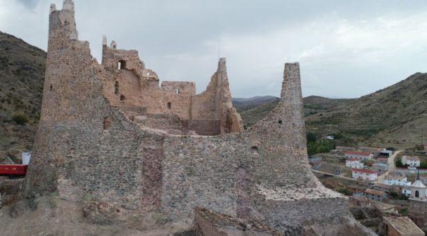 El Castillo de Jarque (Zaragoza) recibe un premio por su restauración