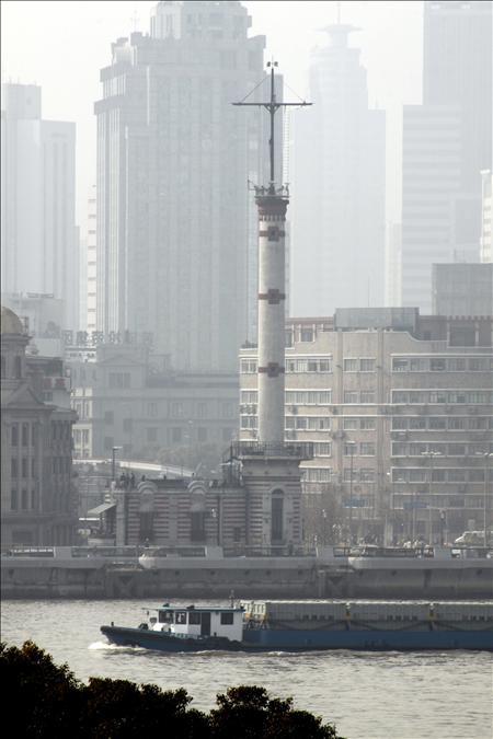 Antigua torre meteorologica Shanghai- EFE- 15072013