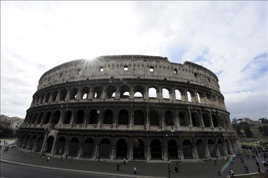 Coliseo Roma- EFE- 15072013