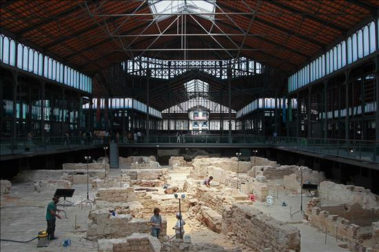Museo Born Barna- EFE- 26072013